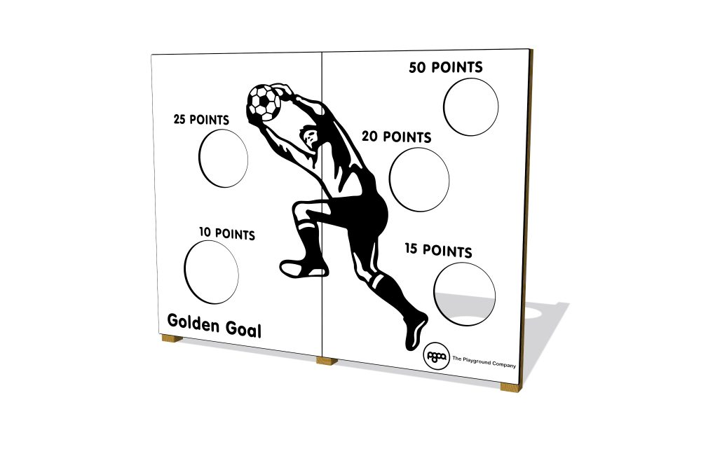 Football target picture