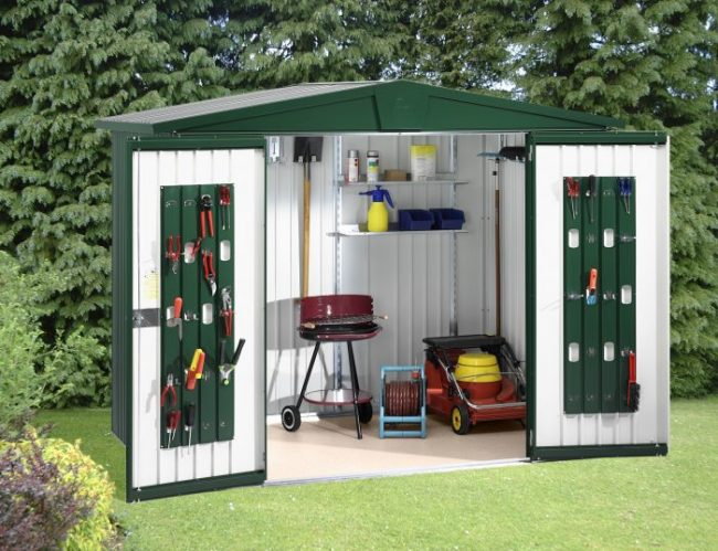 Storage unit for schools