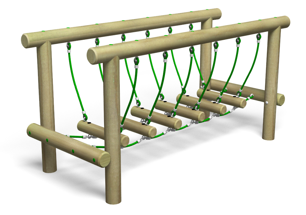 Wobble bridge image