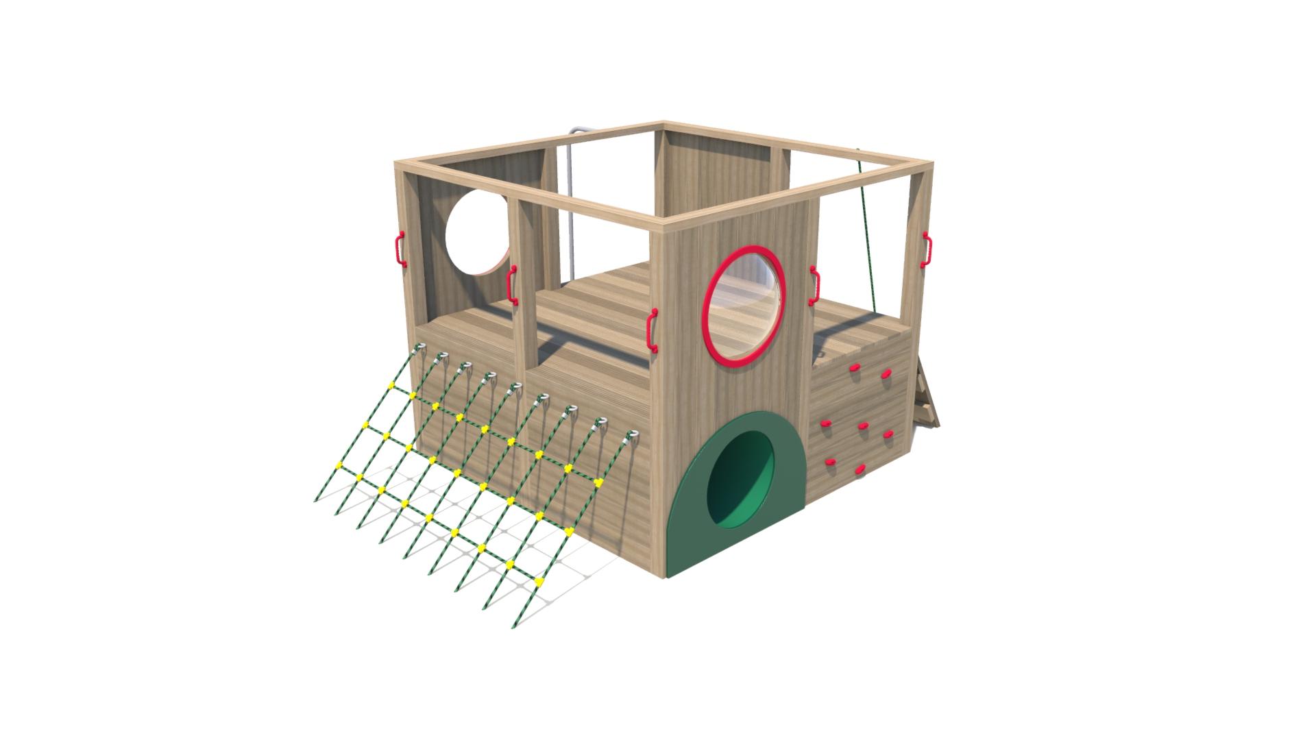 Nursery fort