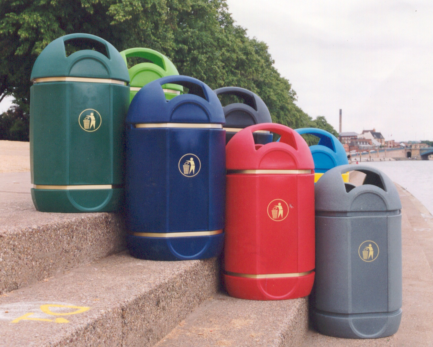Westminster Bins